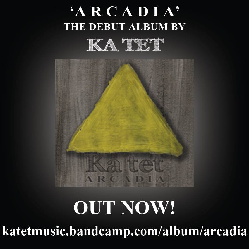 Katet's new album Arcadia is available now